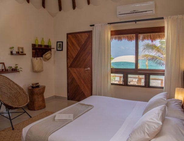 mezzanine hotel room